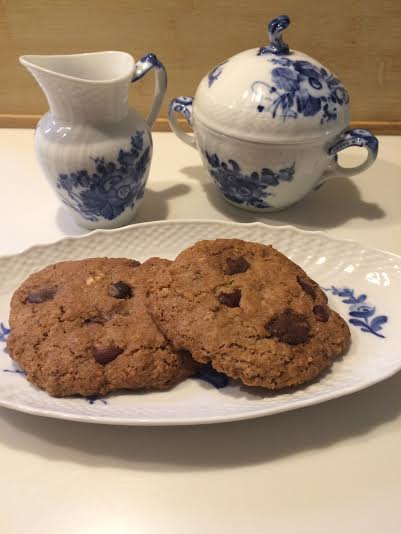 Chokolate chip cookies